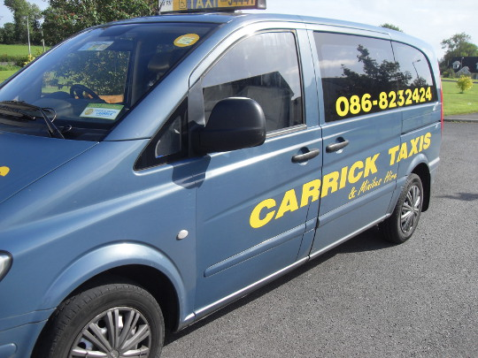 Carrick on Shannon Taxis